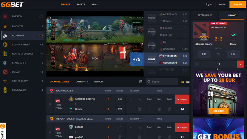 Dota 2 Odds - Betting odds comparison table & guide 2021
